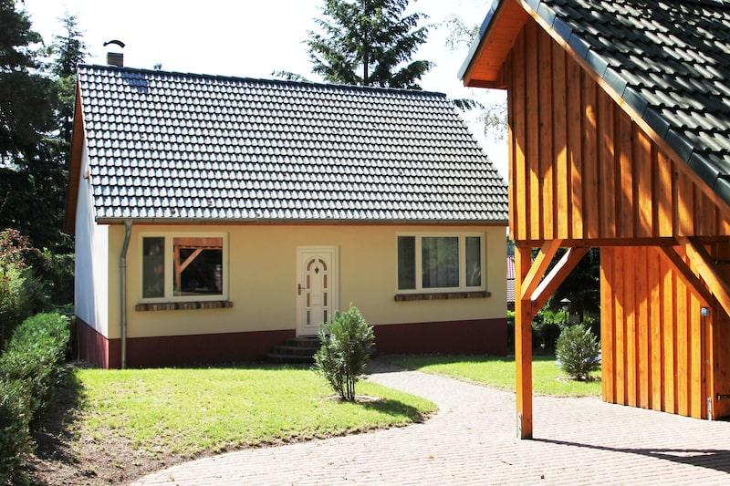 Ferienhaus - Krakow am See